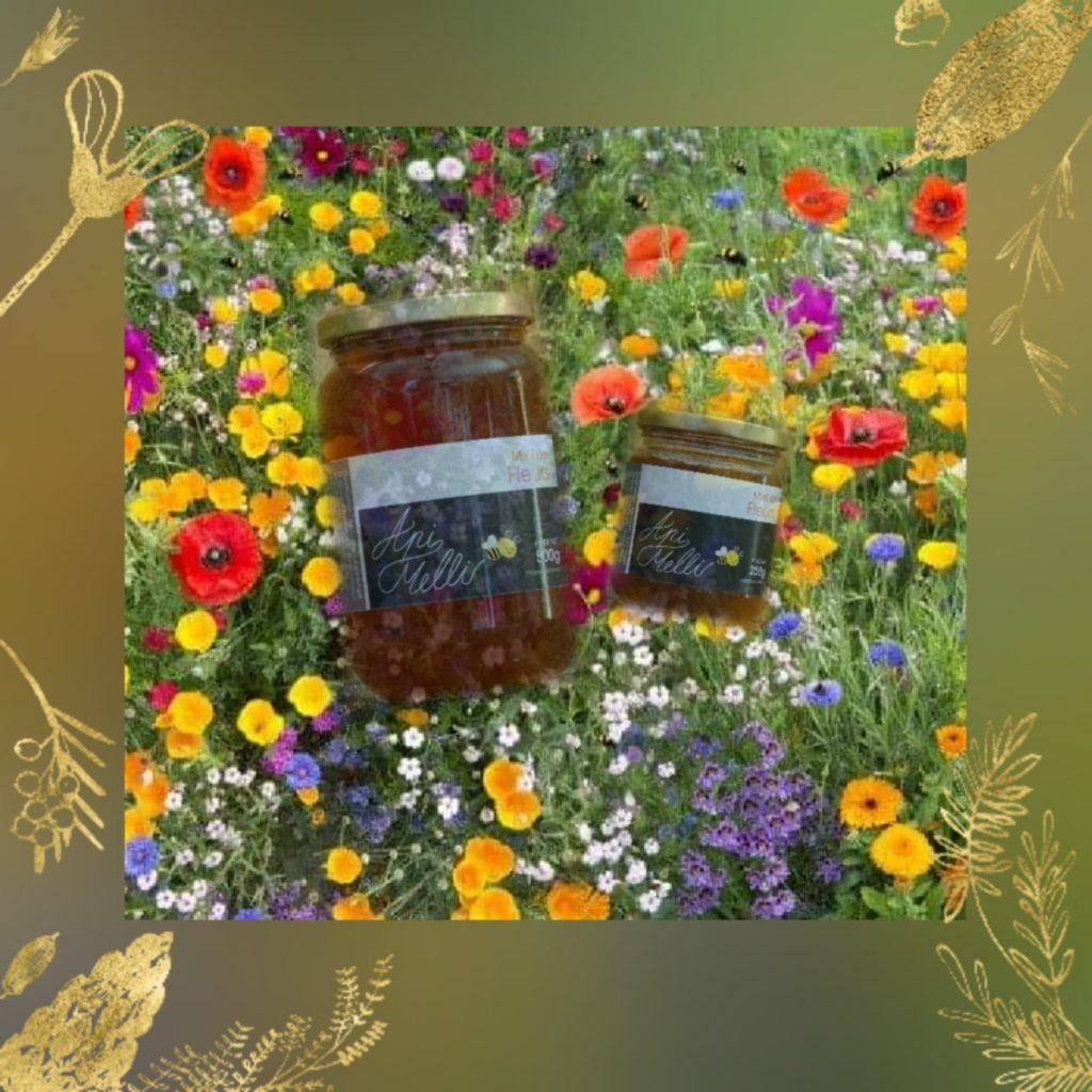 miel de fleurs landes sud-ouest saint lon les mines Peyrehorade dax